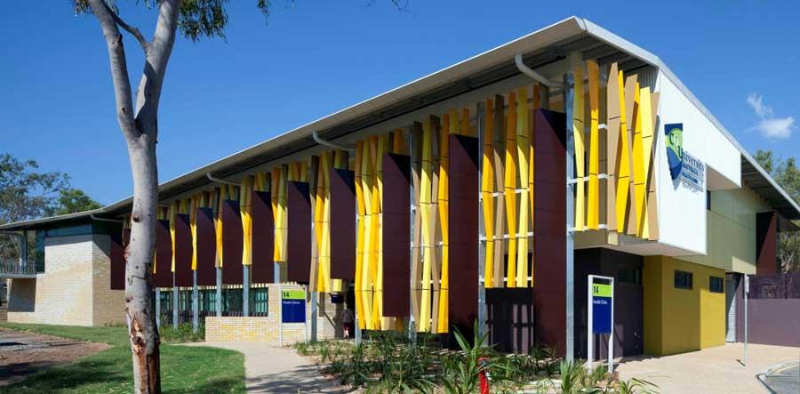 中央昆士兰大学 CQUniversity