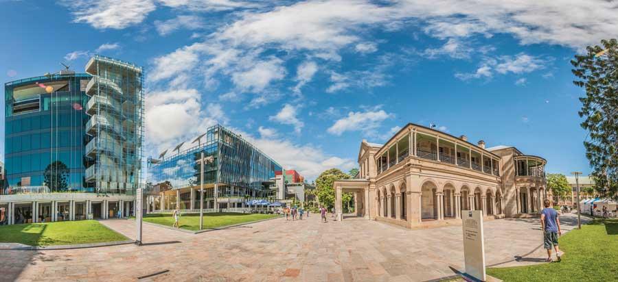 昆士兰科技大学 Queensland University of Technology