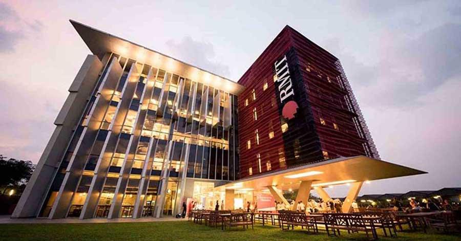 皇家墨尔本理工大学 RMIT University
