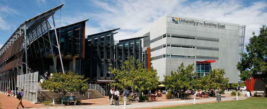 阳光海岸大学 University of the Sunshine Coast