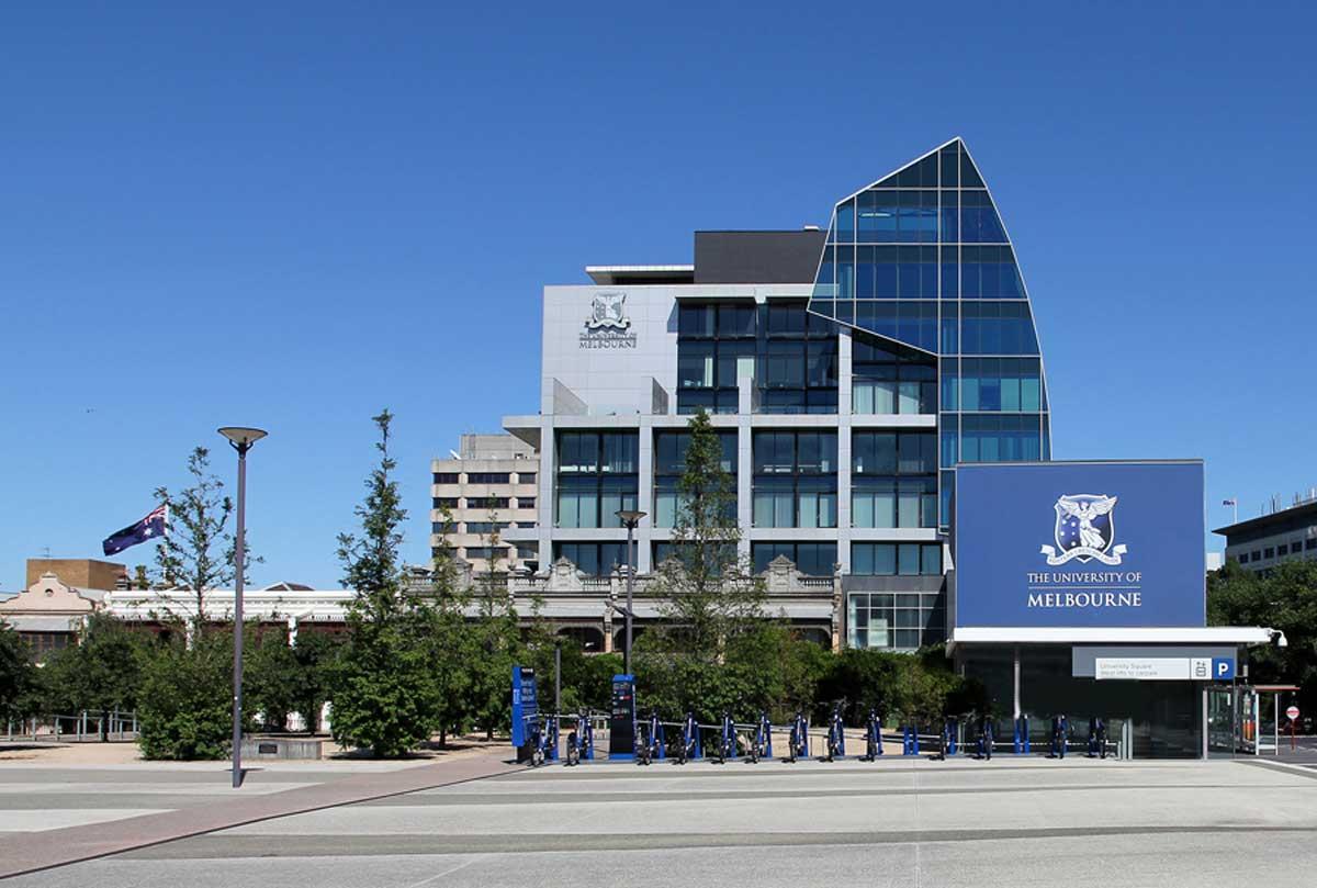 墨尔本大学 University of Melbourne
