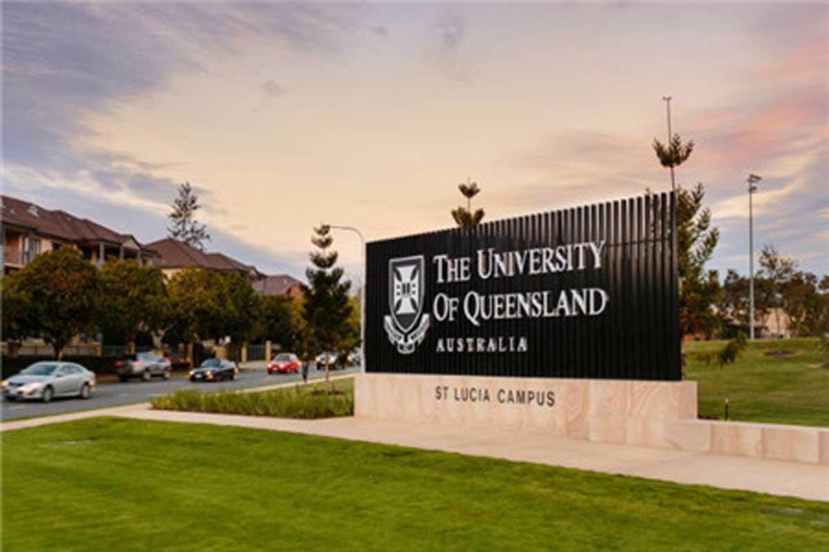 昆士兰大学 University of Queensland