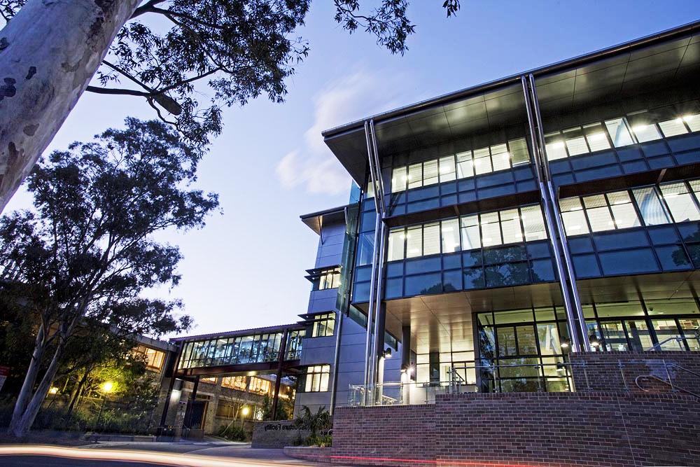 伍伦贡大学 University of Wollongong