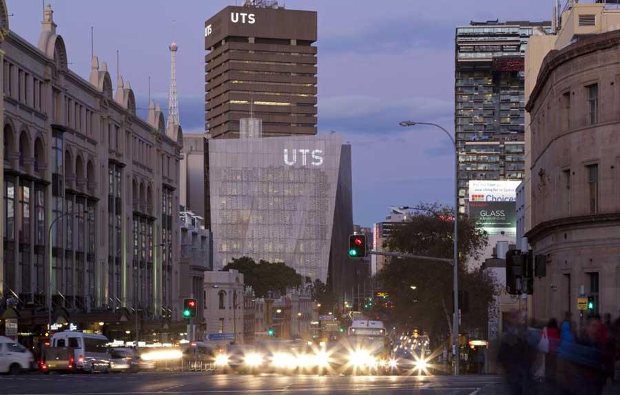 悉尼科技大学 University of Technology Sydney