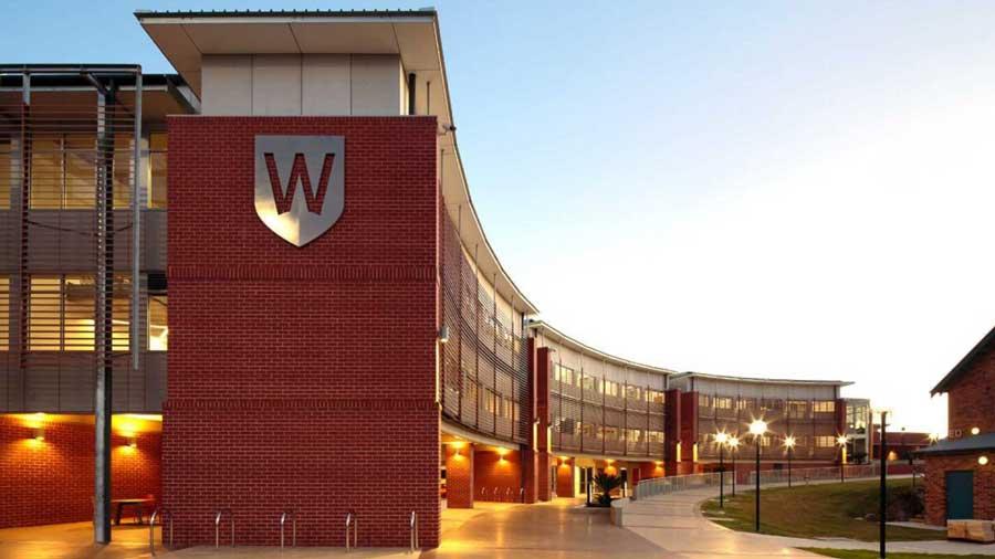 西悉尼大学 Western Sydney University
