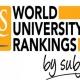 澳洲大学各学科QS排名